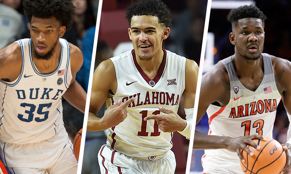 2018 Mock NBA Draft